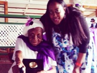 117-летняя баптистка с Ямайки стала старейшей жительницей земли