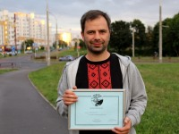 ГЛАВНОЕ: Роман христианина из Беларуси получил европейскую премию