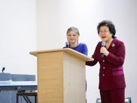 ГЛАВНОЕ: Супруга Дэвида Йонгги Чо учила на женской конференции в России